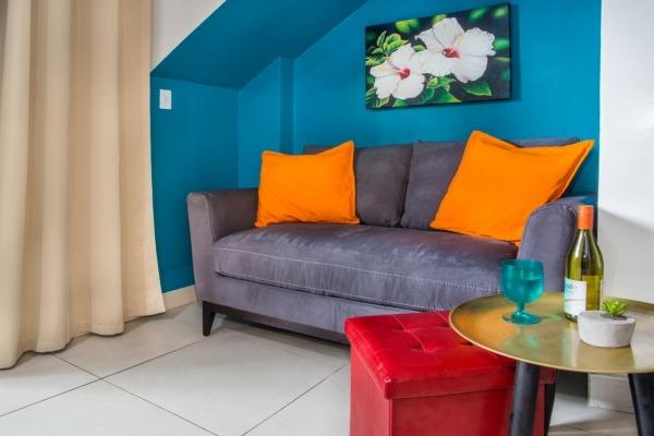 #8 Garden Villa Lounge